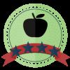 four star educator school badge