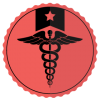 one star healthcare providers school badge