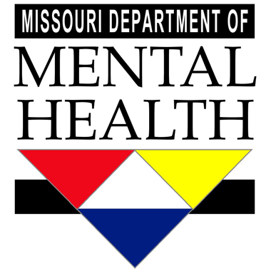Missouri Department of Mental Health logo type